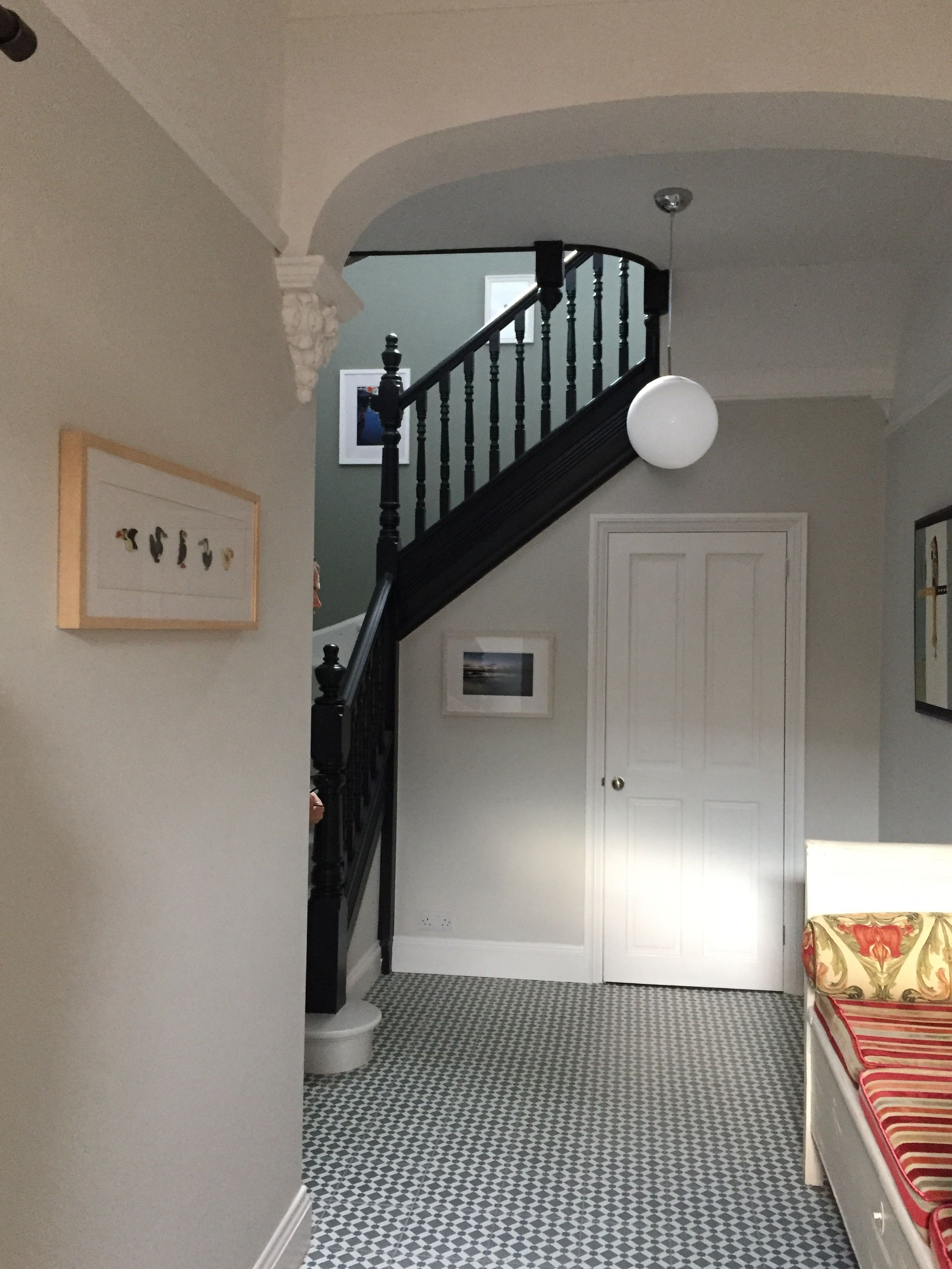 Best Entrance Hall 1910 House Conversion Complete With Tiles 640 x 480