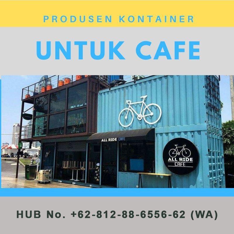 Harga Jasa Desain Interior Cafe: 5+ Jasa Rumah Kontainer Update 2020
