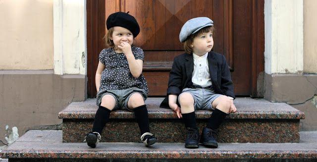 French style | Vivi & Oli-Baby Fashion Life
