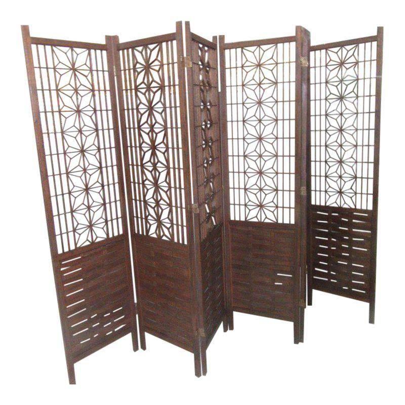 17 Astonishing Folding Room Divider Doors Ideas Wooden