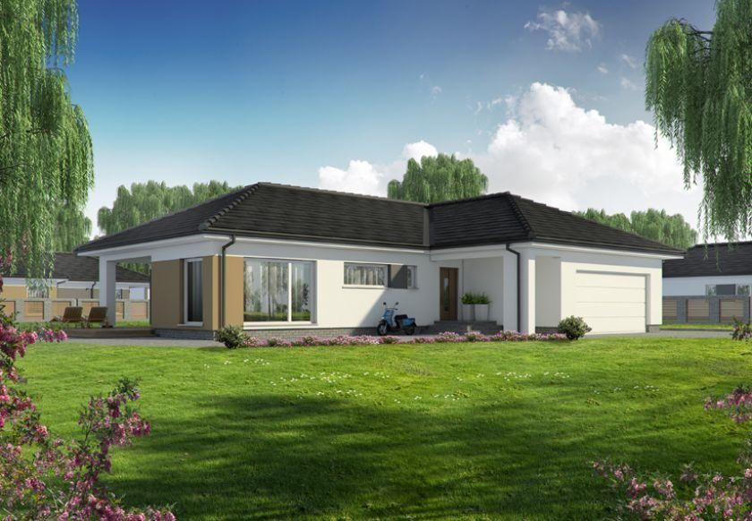 FOR SALE: Four bedroom detached bungalow (New Build) in Northam, Devon for £381,450.