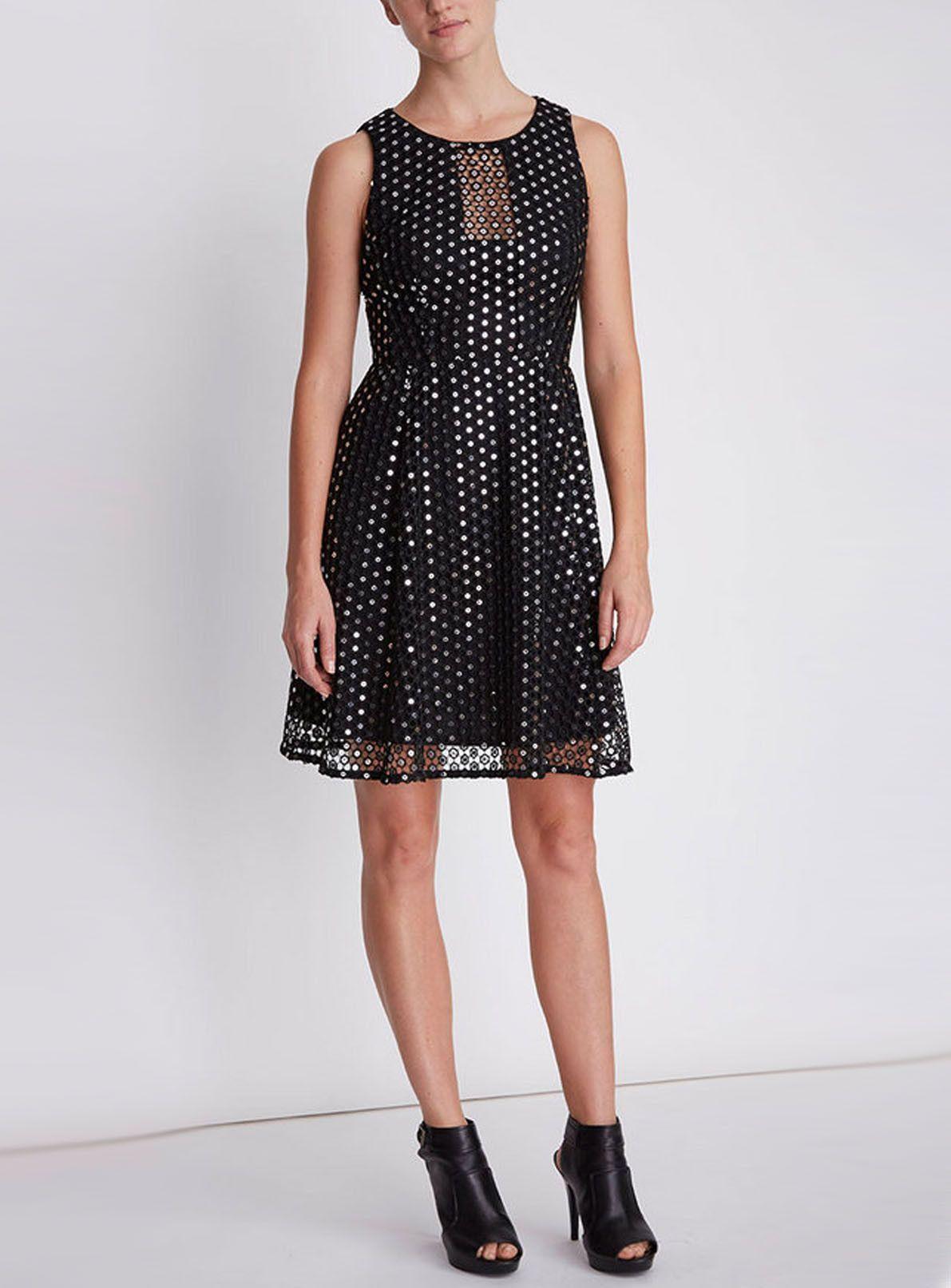 Shimmer Shine Dress