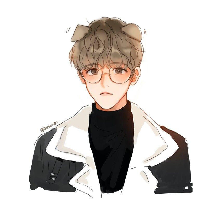 Pin By Art On Art Korean Anime Anime Boy Poses