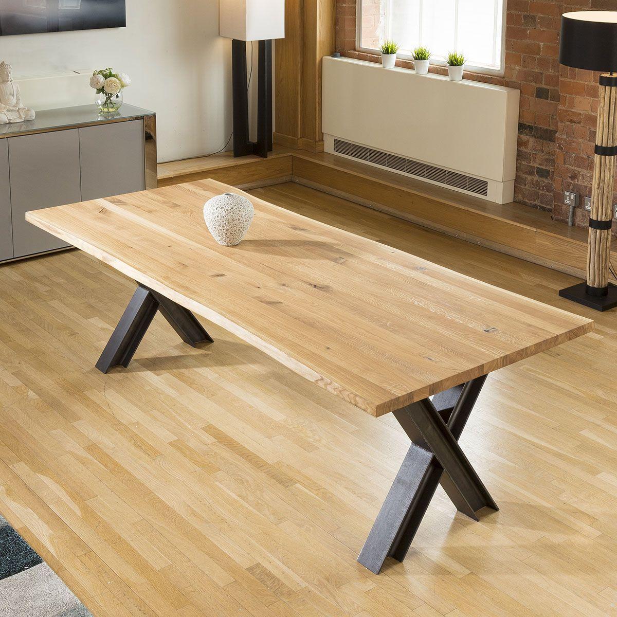 Venus Solid Oak Custom Made Dining Table Colour Choices 2000x1000mm Solid Oak Dining Table Dining Table Oak Dining Table