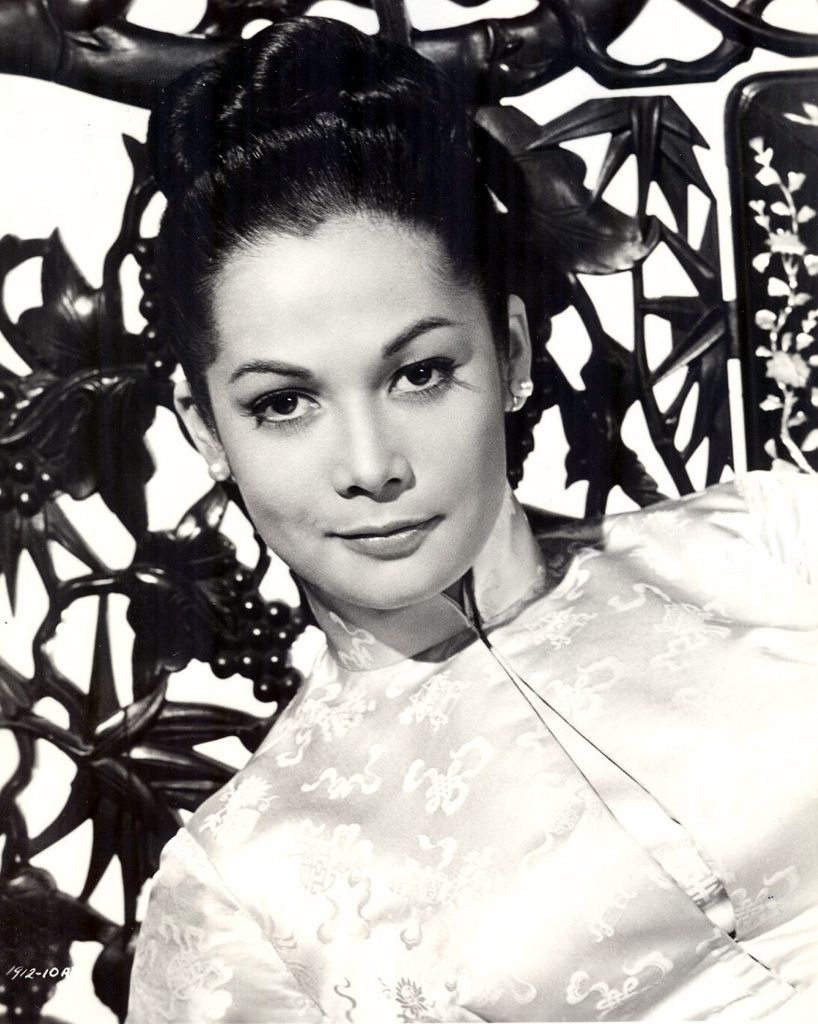 Nancy Kwan, 1961 Flower drum, Celebrities female