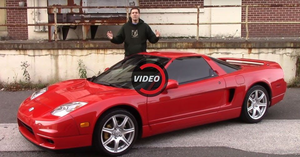 Is A 14 Year Old Acura NSX Really Worth $125,000? #Acura #