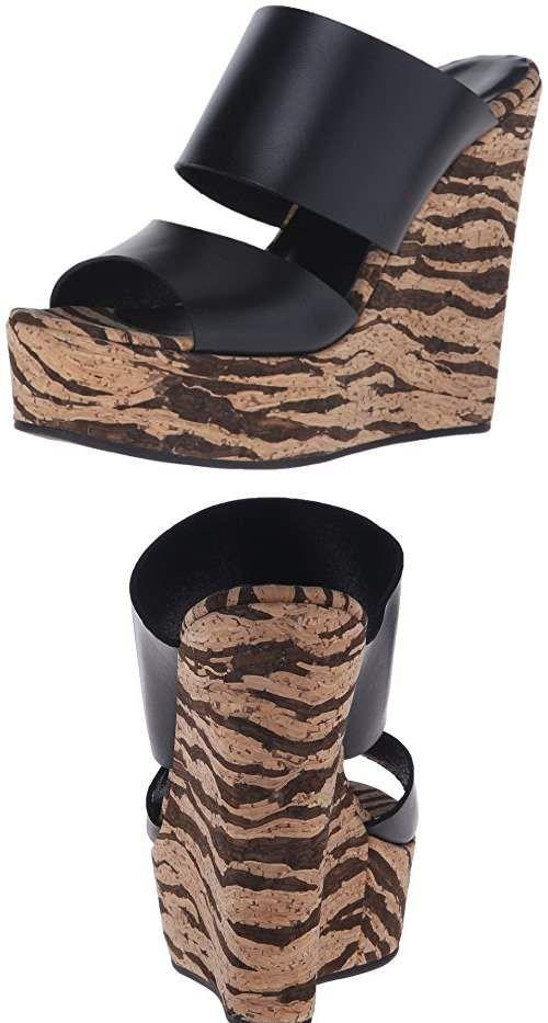 c3436c663a1 Want This! Studio Pollini Womens SA2805CE01 Platform Sandal