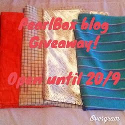 2 years of PearlBox blog and a giveaway!