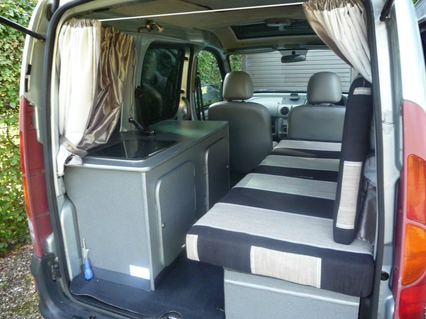 image result for kangoo camper kangoo camper pinterest. Black Bedroom Furniture Sets. Home Design Ideas