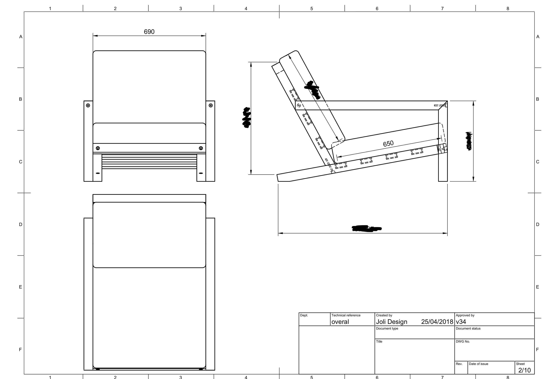 Diy Outdoor Lounge Chair Stool Building Plan Template Construction Drawing Blueprint To Make A Sofa For Yard Or Garden Diy Hocker Konstruktionszeichnungen Lounge Sessel Garten