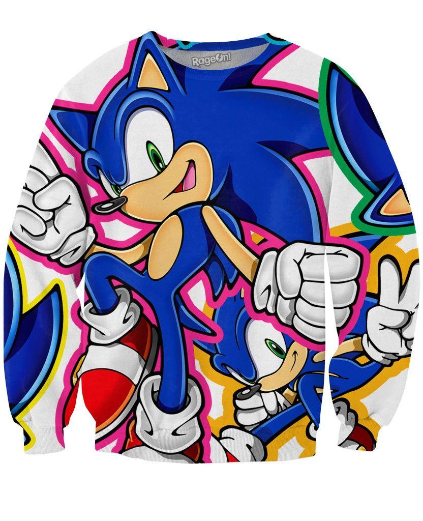 Sonic Crewneck Sweatshirt