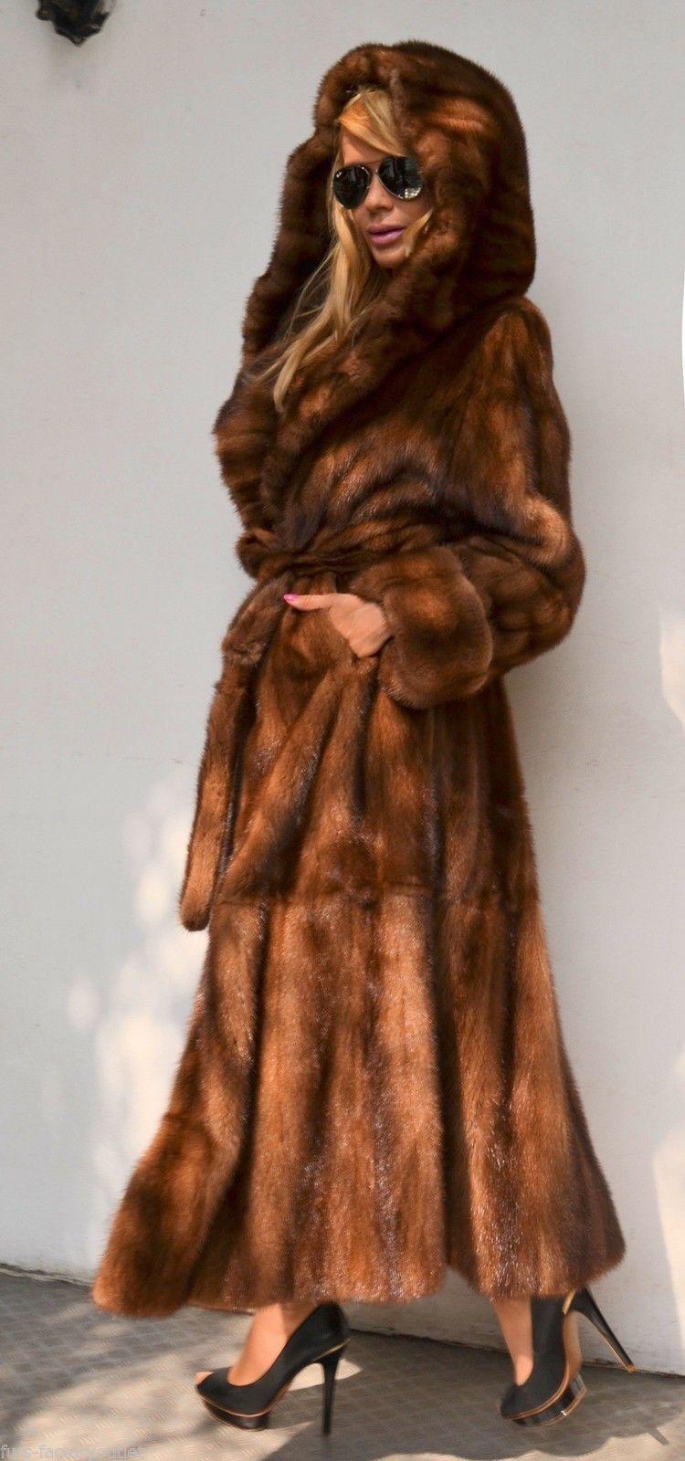 Pin do(a) Andrea Alonso em Preferências | Casaco de pele