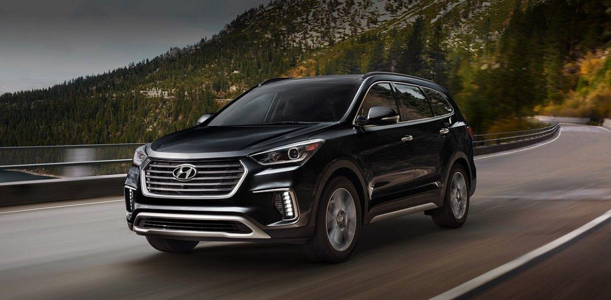 Hyundai Santa Fe 2020 Interior Price And Release Date Hyundai Santa Fe Hyundai Hyundai Motor