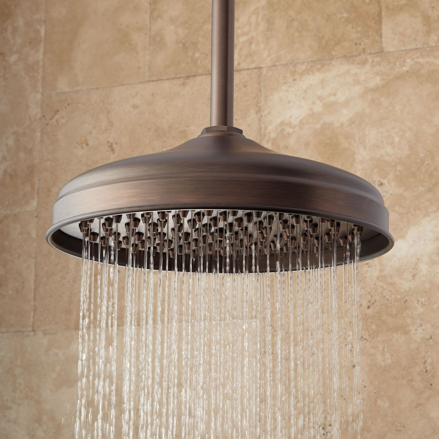 Hinson 14 Rainfall Shower System Hand Shower And 3 Body Sprays