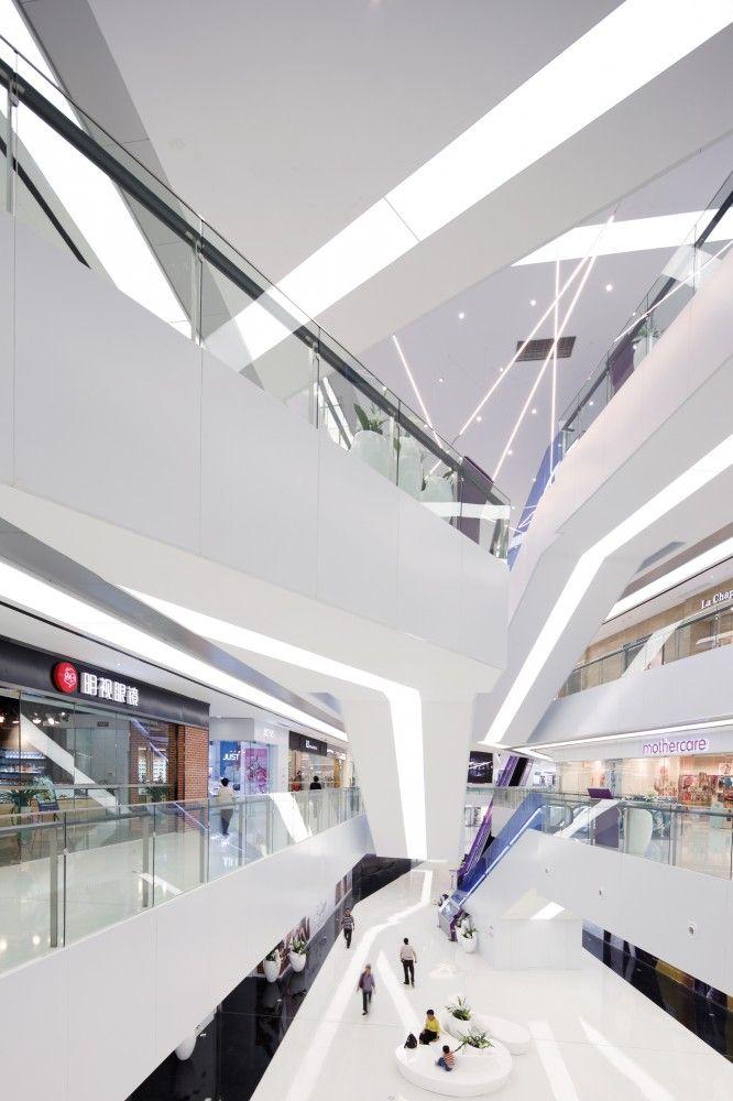 Gallery Fuzhou Wusibei Thaihot Plaza Spark Architects