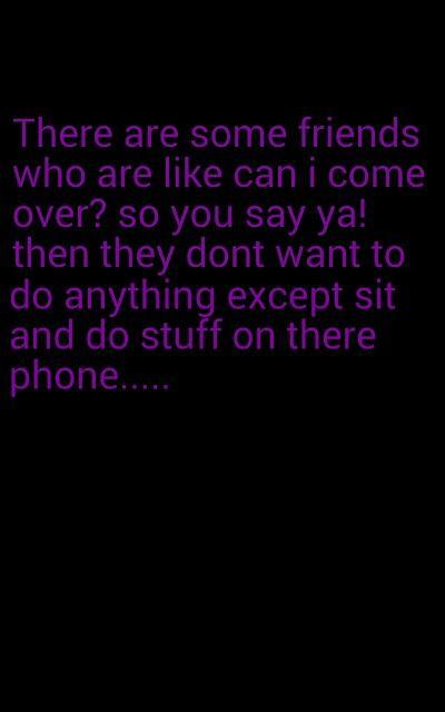 Its soooooooo annoying!!!