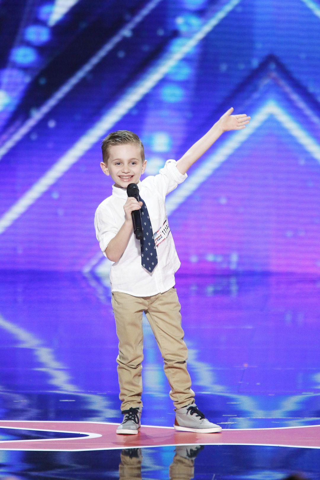 America's Got Talent Season 11 This 6yr old kid made me
