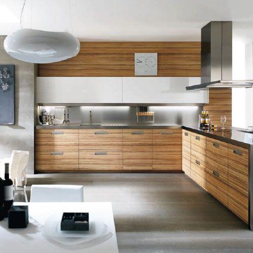 Cocinas Abiertas Y Minimalistas Muebles Rectos Y Funcionales