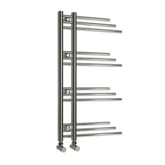 Reina Piano Designer Towel Radiator 900 x 500mm Chrome ...