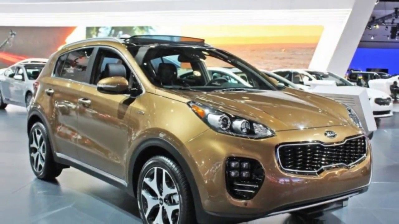 2020 Kia Sportage Review Redesign And Concept Kia Sportage Kia Sportage