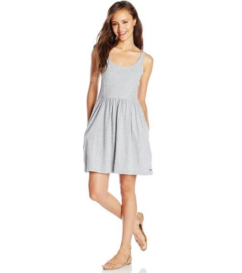 78dbad6e9ba4 9 Gorgeous Cheap Summer Dresses with Pockets for Any Occasion  Cute grey  cheap sundress with