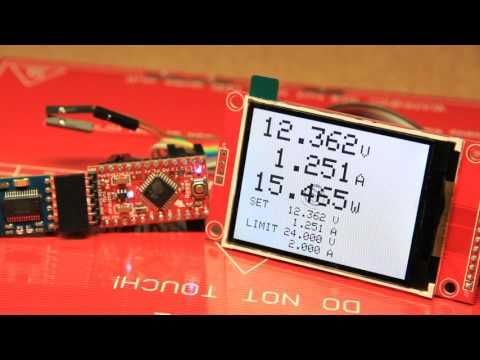2 4 Ili9341 Based Tft Lcd With Arduino Fast Library Speed