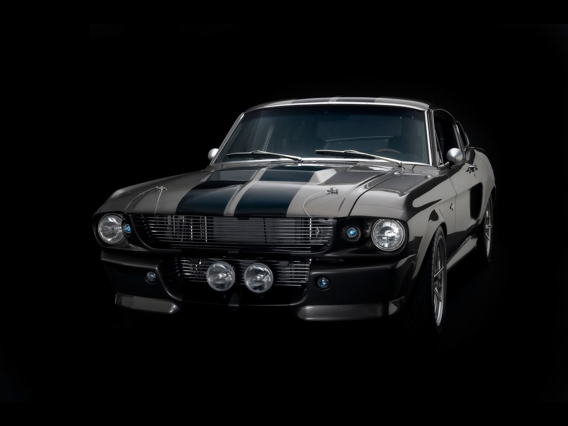 Eleanor Mustang Gone In 60 Seconds Ford Mustang Shelby Gt500