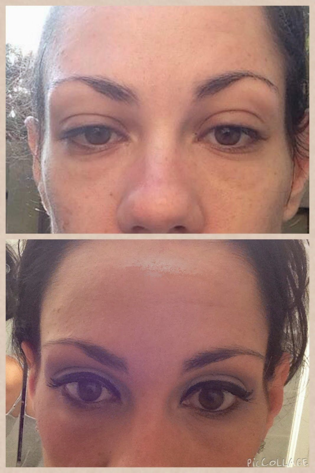 MUAC Testimonials Page This is a before and after of one