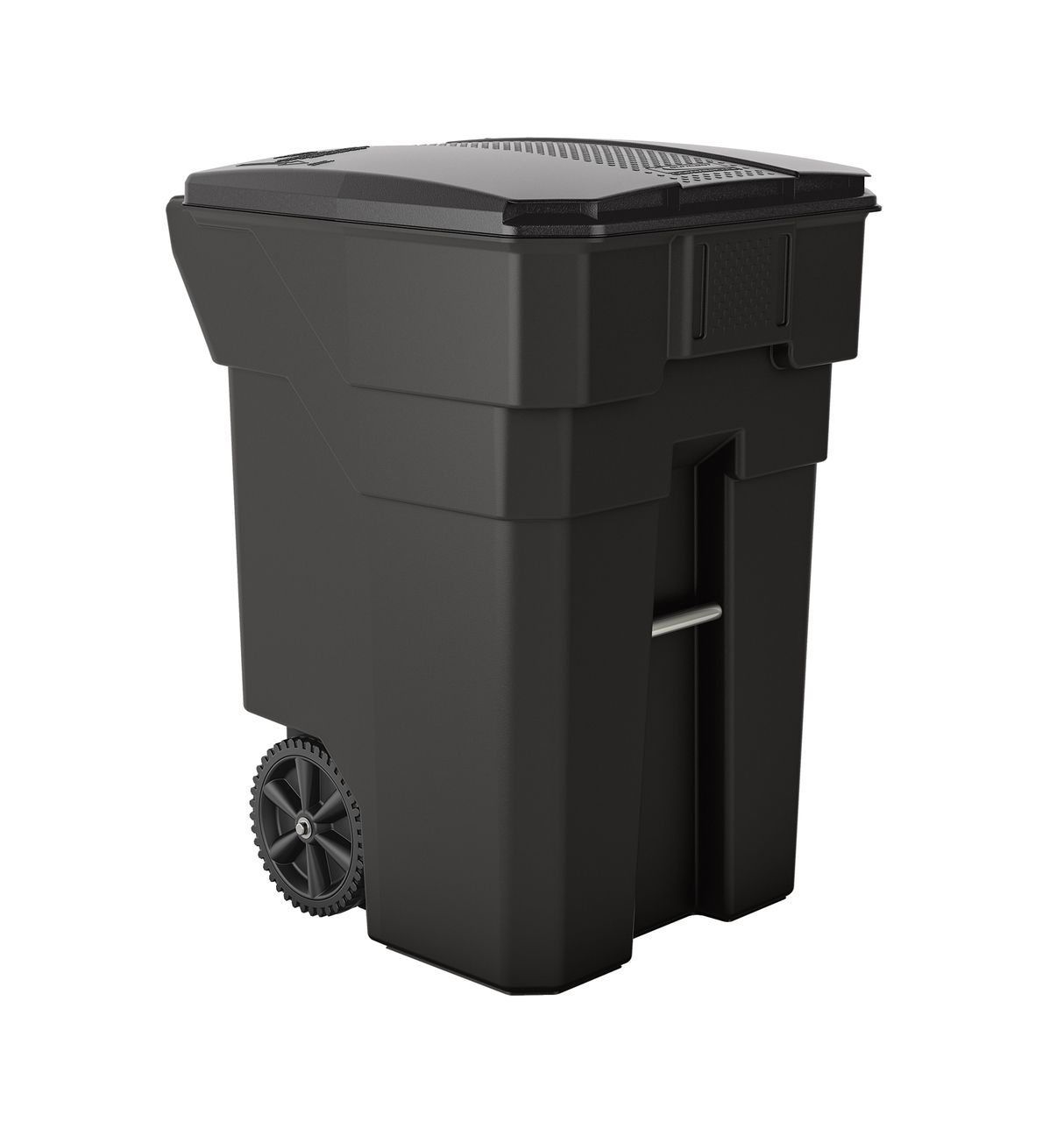 96 Gallon Suncast Commercial Wheeled Trash Can 5 Color Options Trash Can Canning Recycle Trash