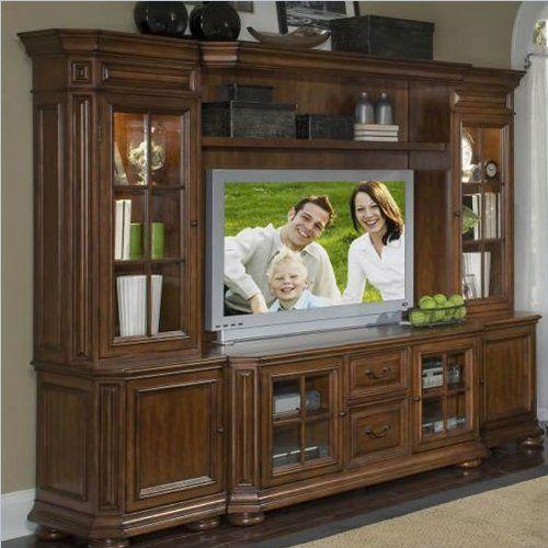 Living Room Entertainment Furniture: Living Room Furniture Entertainment Set