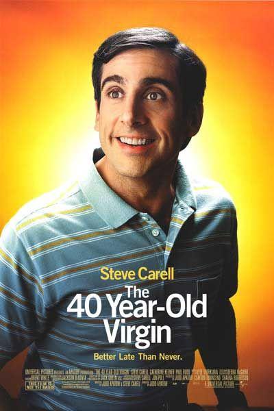 40 Year Old Virgin | Star Struck | Pinterest | Filmes
