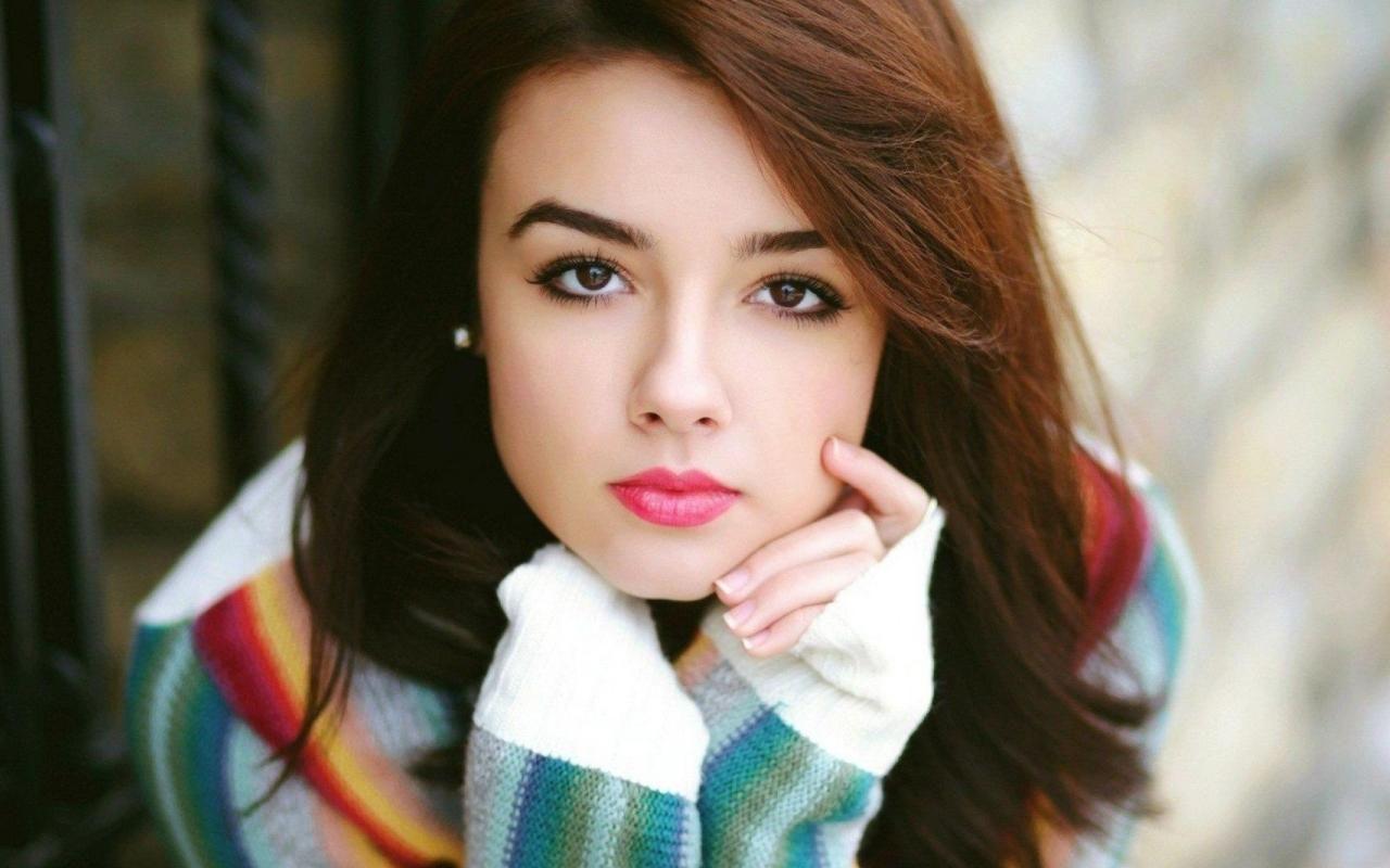 Thi Trang Chest Fashion Sexy Beautiful Girl Cute Seductive