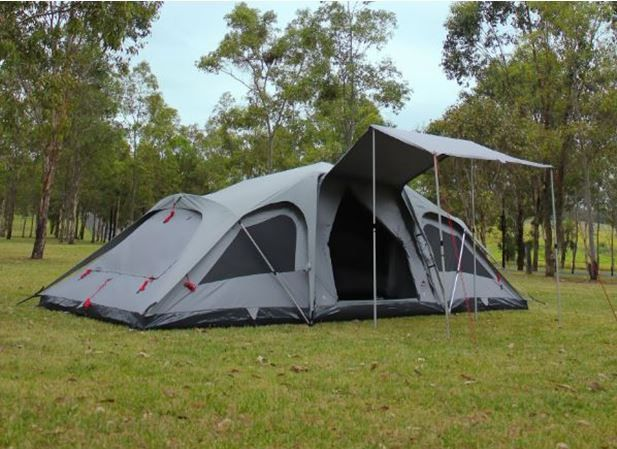Jet Tent F-25DX Quick Setup C&ing Tent & Jet Tent F-25DX Quick Setup Camping Tent | Fishing tackle shops ...