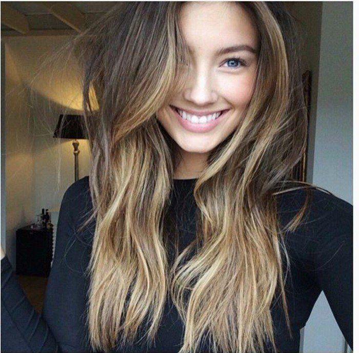Top Balayage blond ou caramel pour vos cheveux châtains | Balayage  PP69