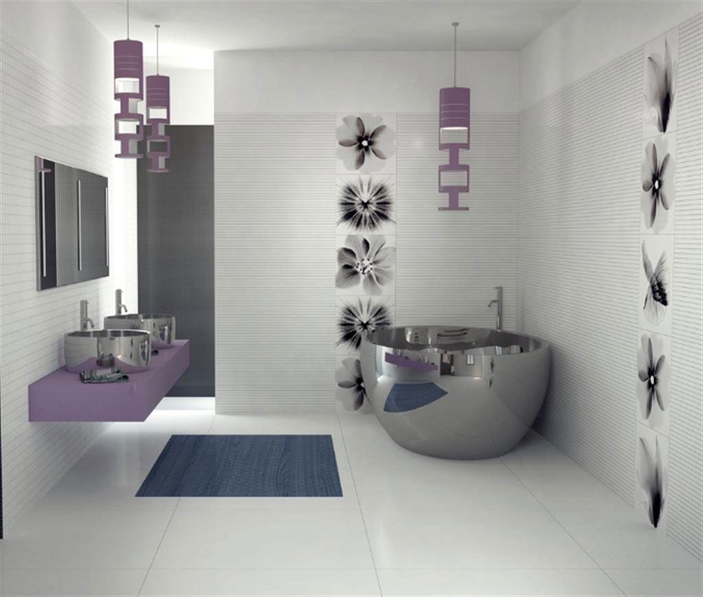 Indian Bathroom Design Glamorous A Look At 29 Contemporary Bathroom Design Ideas  Beautiful White Review