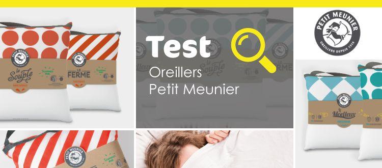 oreiller petit meunier Dossier : avis Oreillers Petit Meunier   Pillow Knights, le blog  oreiller petit meunier