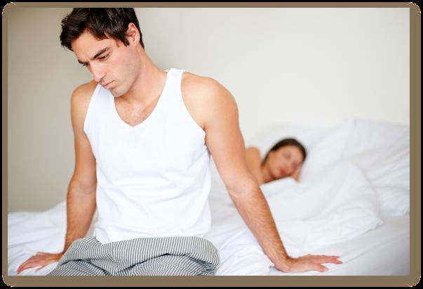Probleme sexuale masculine