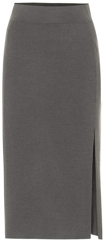11c28c92a9 81 Hours 81hours Tad wool midi skirt | Products | Midi skirt, Skirts ...
