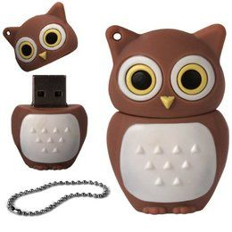 The perfect gift for the crafter who has everything! These adorable USB drives come in crafty and cute themes, and include a ball chain to secure them and keep them in easy reach!