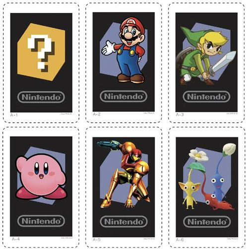 Nintendo 3ds Game Card : Image for print your own ar cards ds printables