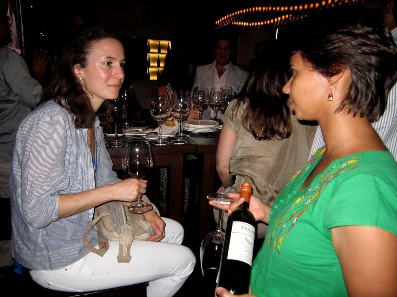 Care to taste some fine Trapiche wine!