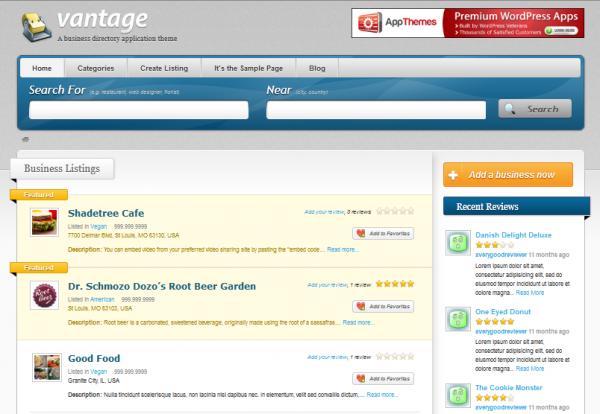 Wordpress business directory theme wordpress pinterest wordpress business directory theme flashek Images