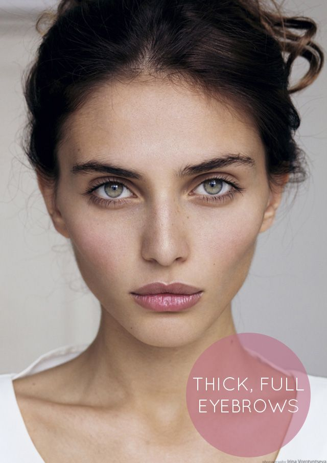 Thin Or Thick Eyebrows Which Do You Prefer My Style Pinterest