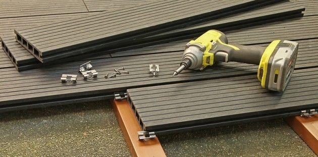 Poser une terrasse en bois sur lambourdes