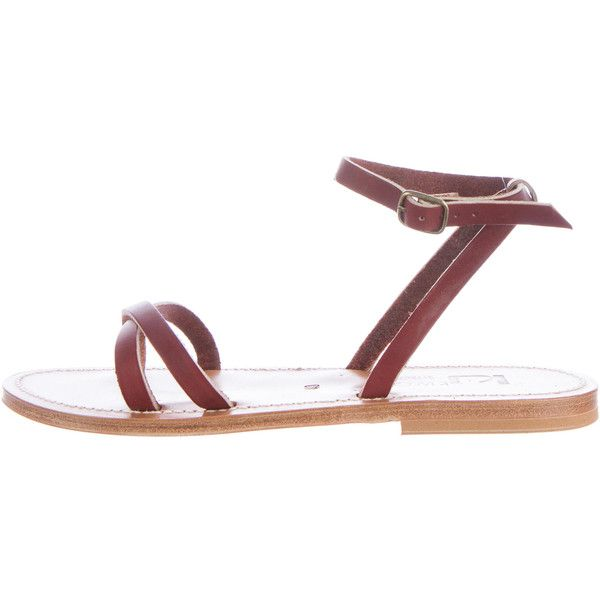 Pre-owned - Patent leather sandals K.Jacques u3aEUY