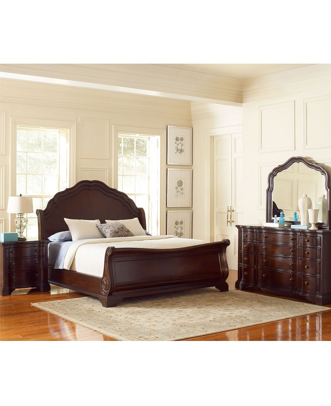 Celine Bedroom Furniture Sets & Pieces - furniture - Macy\'s ...