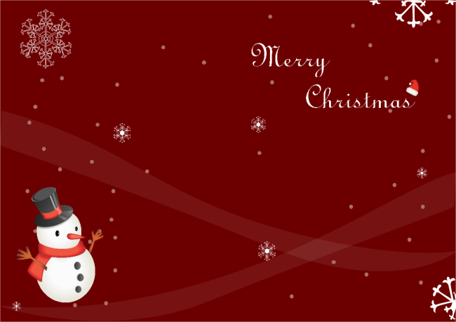 A Free Customizable Snowman Christmas Card Template Is Provided To Download And Pr Sample Christmas Cards Christmas Card Templates Free Snowman Christmas Cards