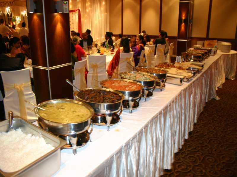 Asian Indian Stani Bengali Halal Wedding Catering Services From Taj