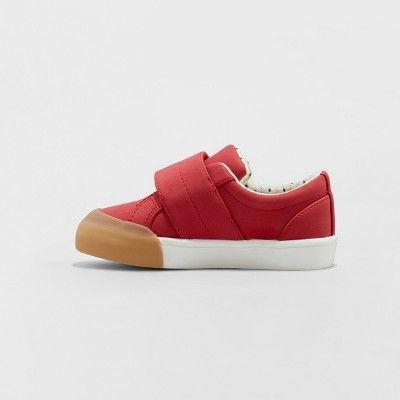 Toddler Boys' Lorenzo Sneakers Cat & Jack Red 9, Boy's