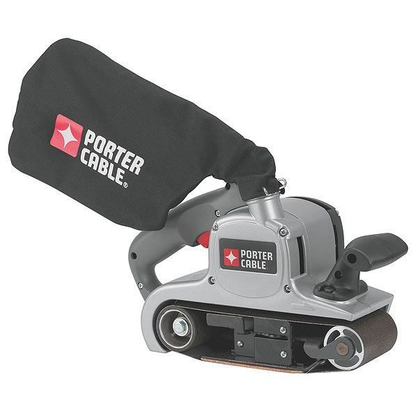 Porter Cable 3 X 21 Variable Speed Sander Model 352vs Best Belt Sander Porter Cable Belt Sander Porter Cable